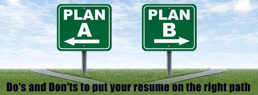 resume writing do u2019s and don u2019ts  advice and tips how to